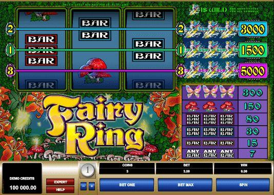 Fairy Ring casino