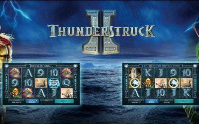 Feel the Thundering world of Thunderstruck II